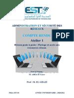 Compte Rendu Atelier 1 (p2p)