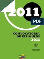 Convocatorias2011