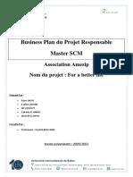 Rapport Business Plan Assocaitif Master (Final )