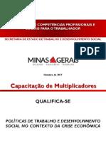Política de Trab. e Desenv. no contexto da Crise Econômica - Roberto Figueiredo