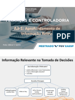 A3-1 Aprofundamento Info Relevante