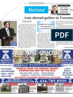 The Jewish Canadian News National - January 27 2011