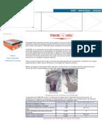 THOR GEL PDF