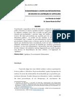 A Pos-modernidade e a Morte Das Metanarrativas_araujo; Silva, 2017