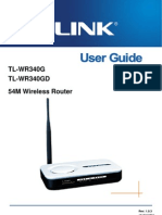 TL-WR340G_WR340GD User Guide