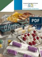 Guide Antibiotherapie Final Sept 2018 1