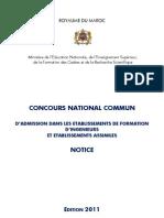 Notice CNC