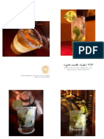 La Duni Cocktails