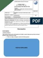2-Guía de trabajo proyecto 2 N.E.E, 8vo,  Estudios Sociales,  mayo 2021