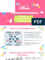 3 album inmunología