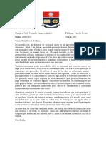 CAMBIO CLIMÁTICO EN SALINAS Fredi Campues