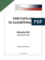 Veri Yapıları ve Algoritmalar 1 (Beta)