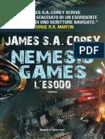 (the Expanse #5) James S. a. Corey - Nemesis Games