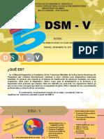 DSM-V MAPA CONCEPTUAL-GLORIELYS PEREZ
