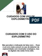 Explosímetro
