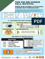 Erste Hilfe Karte 2013