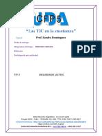 Tp 2 Inclusion de Las Tics