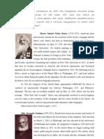Inventii Inventatori - Inceputurile telefoniei