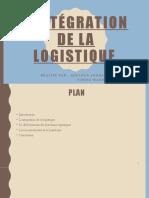 L'intégration de la logistique