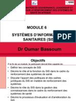 Module 6 SIS 2013