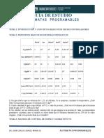 Guia de Estudio (Automatas Programables)