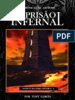 crônicas de Artusia - A prisão Infernal
