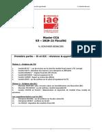 Cas Fiscalite révisions BIC-IS  CCA 20-21