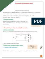 Caracteristiques de Quelque Dipoles Passifs Cours 2