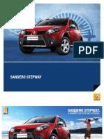 Katalog Renault Sandero Stepway Brasil
