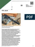 Пистолет-пулемёт Automat Gorenje MGV-176 _ Brzostrelka