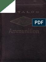 Каталог фирмы Western Cartridge Co.-1925 (США-1) (оф)