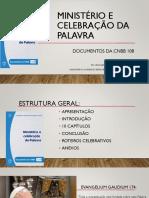 Doc 108 - Ministério e Celebração Da Palavra-convertido-compactado