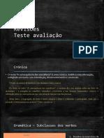 Revisões_1º Teste