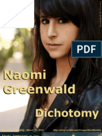 Songwriter's Monthly, March '11, #134 - Naomi Greenwald