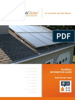 General Information - Solar Storage Tanks