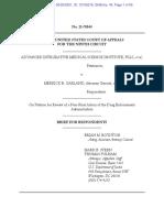 DEA Psilocybin lawsuit