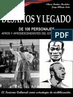 Desafios y legados-106 personales Afroecuatorianos