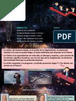 Diapositivas de la Vision