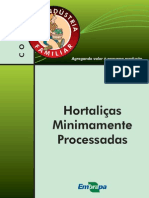 00076170 - Hortaliças Minimamente Processadas