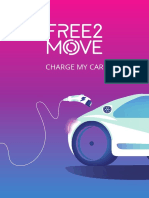 Free2Move Charge My Car Broschure