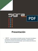 Presentación SIGRA