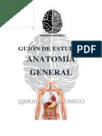 Guión de Anatomía General-mundo Anatómico