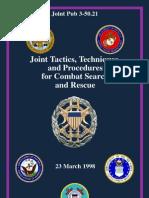 Joint Pub 3-50.1 Joint Tactics, Techniques and Procedures for CSAR