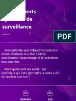 Les differents systémes de surveillance