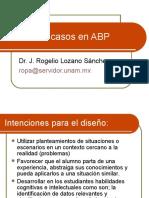 Lineamientos para el Diseño de casos en ABP