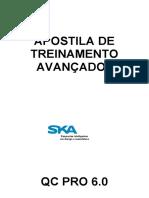 Apostila de treinamento Avançado I QCPro(Templates)