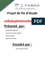 PFE photovoltaïque