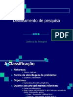 Delineamento de Pesquisa.lecticiaPelegrini1
