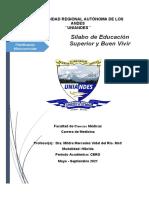 Sílabo Educación Superior y Buen Vivir-ms21