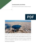 Reporte Del Documental La Isla de Plástico